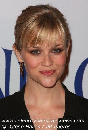 Enjoyable Celebrity Bangs Hairstyles Hairstyles For Women Draintrainus