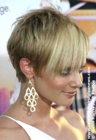 Kim Rhodes Hairstyles · Short Haircuts Women »